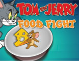 Tom & Jerry Food Fight played 2,749 times to date.  Tom and Jerry are at it again.