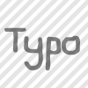 Typo played 955 times to date.  The fast paced typing test to test your fast paced typing. Are you really as good at typing as you think you are?