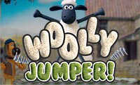 Wooly Jumper played 1,480 times to date. Keep Shaun bouncing for as long as you can without him falling off - how many jumps can you do?