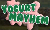 Yoghurt Mayhem played 389 times to date.  Help Shaun to catch enough fruits to fulfil the yogurt order in time!